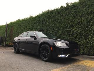 Used 2016 Chrysler 300 Touring + LEATHER HEATED FT SEATS + SUNROOF + BACK-UP CAM + NO EXTRA DEALER FEES for sale in Surrey, BC