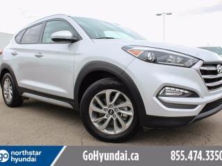 Used 2017 Hyundai Tucson Premium HEATED SEATS BACKUP CAM BLINDSPOT DETECT for sale in Edmonton, AB