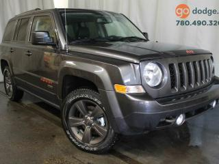 Used 2017 Jeep Patriot Sport 4x4 / HEATED FRONT SEATS for sale in Edmonton, AB