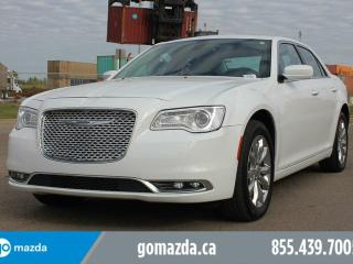 Used 2016 Chrysler 300 Touring AWD LEATHER SUNROOF NAVIGATION BACK UP CAMERA TOP CONDITION ACCIDENT FREE for sale in Edmonton, AB