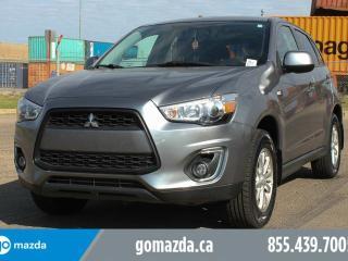 Used 2013 Mitsubishi RVR SE AWD PWR WINDOWS/LOCK BRAND NEW TIRES LOCAL for sale in Edmonton, AB