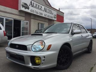 Used 2003 Subaru Impreza WRX, MINT!!! for sale in North York, ON