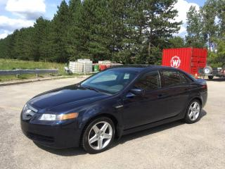 Used 2004 Acura TL W/NAVIGATION PKG for sale in Scarborough, ON