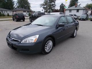 Used 2006 Honda Accord for sale in Strathroy, ON