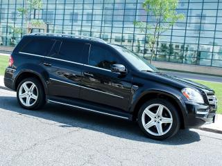 Used 2011 Mercedes-Benz GL350 |AMG|NAVI|REARCAM|DUAL DVD|RUNNING BOARDS for sale in Scarborough, ON