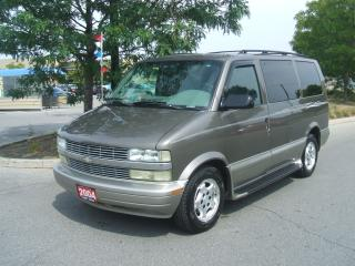 Used 2004 Chevrolet Astro 8 PASSENGER for sale in York, ON