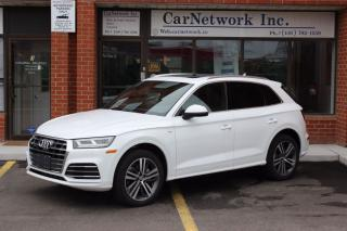 Used 2018 Audi Q5 Tecnik for sale in Woodbridge, ON