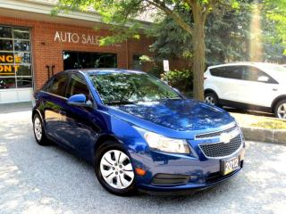 Used 2012 Chevrolet Cruze LT Turbo w/1SA for sale in Concord, ON