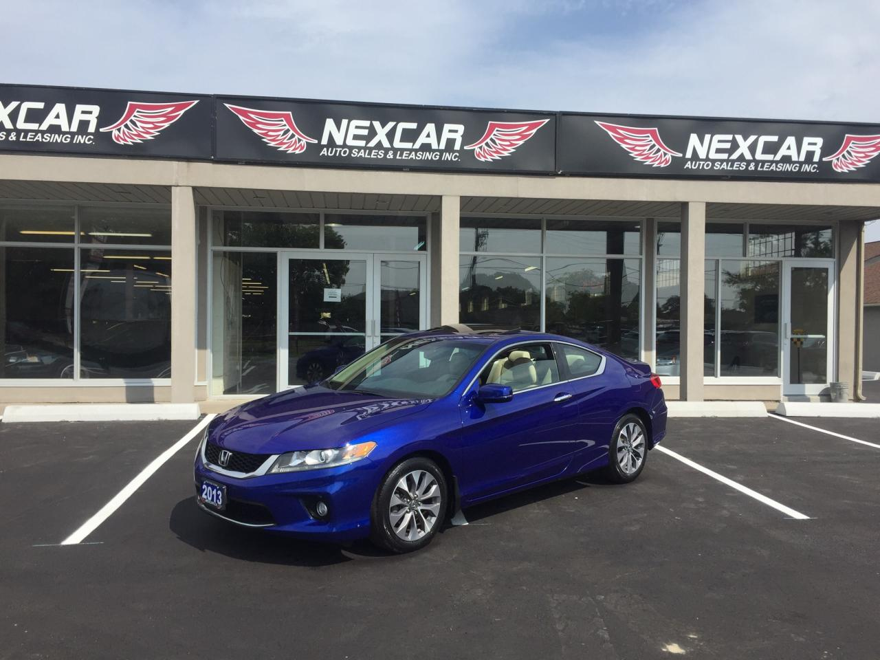 Photo of Blue 2013 Honda Accord