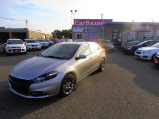 Used 2014 Dodge Dart SXT for sale in Brampton, ON