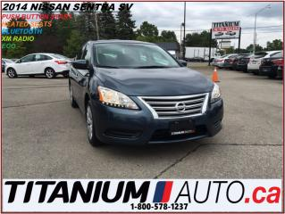 Used 2014 Nissan Sentra SV+Bluetoot+Heated Seats+Push Button Start+Eco++++ for sale in London, ON