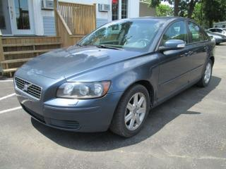 Used 2007 Volvo S40 leather for sale in Scarborough, ON
