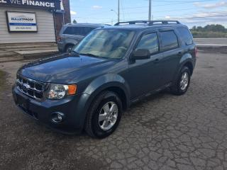Used 2011 Ford Escape XLT for sale in Hornby, ON