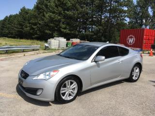 Used 2010 Hyundai Genesis Coupe 2.0TRWD for sale in Scarborough, ON