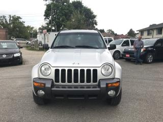 Used 2004 Jeep Liberty Sport for sale in Cambridge, ON