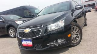 Used 2012 Chevrolet Cruze LT Turbo+ w/1SB, S-ROOF, A-RIMS for sale in North York, ON