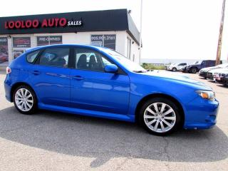 Used 2009 Subaru Impreza WRX Turbo 5 Speed AWD Certified 2 YR Warranty for sale in Milton, ON
