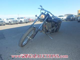 Used 2008 Harley Davidson FXSTB NIGHT TRAIN  CRUISER for sale in Calgary, AB