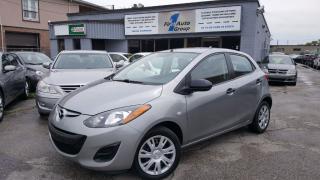 Used 2012 Mazda MAZDA2 GX for sale in Etobicoke, ON