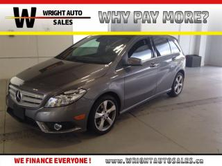 Used 2014 Mercedes-Benz B-Class SUNROOF|LEATHER|29,932 KMS for sale in Cambridge, ON