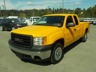 Used 2007 GMC Sierra 1500 SLE1 Ext. Cab Short Box 4WD Dual Propane and Gas for sale in Burnaby, BC
