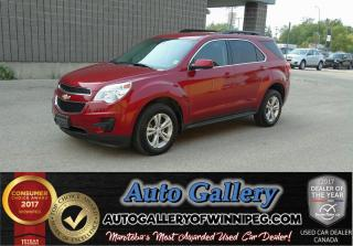 Used 2015 Chevrolet Equinox LT AWD *Htd. Seats for sale in Winnipeg, MB