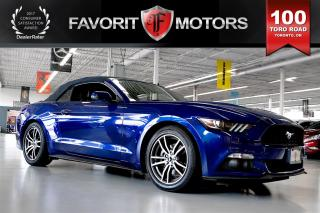 Used 2015 Ford Mustang EcoBoost Premium | CONVERTIBLE | CLIMATE SEATS for sale in North York, ON