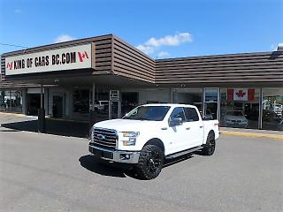 Used 2016 Ford F-150 XTR PACKAGE SUPER CREW 4X4 3.5L ECO-BOOST for sale in Langley, BC