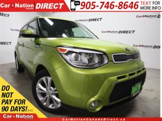 Used 2014 Kia Soul EX+ ECO| BACK UP CAMERA| TOUCH SCREEN| for sale in Burlington, ON