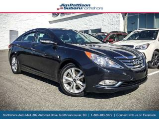 Used 2013 Hyundai Sonata Limited | 1-Owner! Local! for sale in Surrey, BC