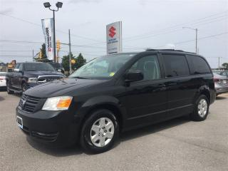 Used 2009 Dodge Grand Caravan SE ~Rear Video ~RearView Camera ~Power Seat for sale in Barrie, ON
