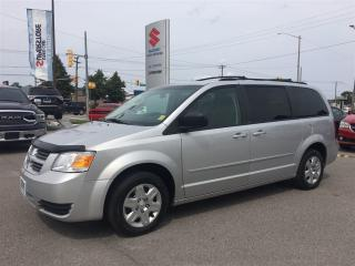 Used 2008 Dodge Grand Caravan SE ~Low Km's ~Full Stow N' Go ~Hood Deflector for sale in Barrie, ON