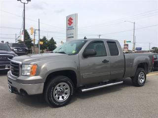 Used 2009 GMC Sierra 1500 Sharp Truck ~Chome Wheels & Side Steps ~V-8 for sale in Barrie, ON