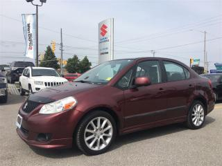 Used 2009 Suzuki SX4 Sport ~Alloy Wheels ~Hood Deflector ~Strong Value for sale in Barrie, ON