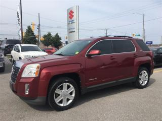 Used 2010 GMC Terrain SLT-1 ~V-6 ~RearView Camera ~P/Sunroof ~P/Seat for sale in Barrie, ON