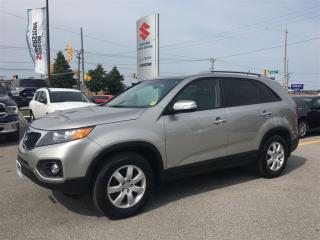 Used 2013 Kia Sorento LX All-Wheel Drive ~Heated Seats for sale in Barrie, ON