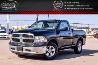 Used 2014 Dodge Ram 1500 ST 5.7L Hemi Sat Radio 17' Alloy Rims Accident Free for sale in Bolton, ON