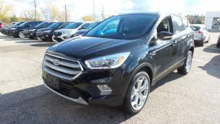New 2017 Ford Escape Titanium, 4WD, Lthr, Pano Roof, Nav for sale in Stratford, ON