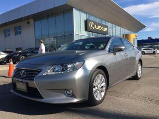 Used 2015 Lexus ES 300 h Executive Package for sale in Brampton, ON