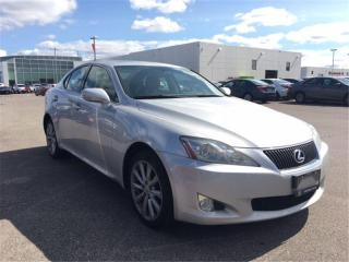 Used 2009 Lexus IS 250 for sale in Brampton, ON
