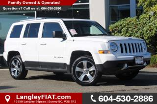 Used 2016 Jeep Patriot Sport/North NO ACCIDENTS, B.C OWNED for sale in Surrey, BC