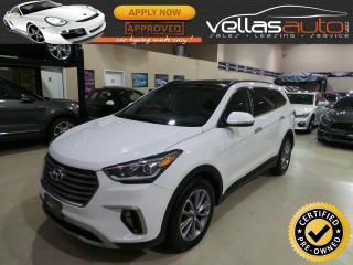 Used 2017 Hyundai Santa Fe XL LUXURY| 7PASS| NAVIGATION| AWD for sale in Woodbridge, ON