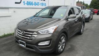 Used 2013 Hyundai Santa Fe Sport 2.0T SE for sale in Kingston, ON