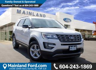 Used 2017 Ford Explorer XLT NO ACCIDENTS, LOW KMS, LOCAL for sale in Surrey, BC