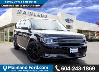 Used 2017 Ford Flex Limited LOCAL, LOW KMS, NO ACCIDENTS for sale in Surrey, BC