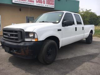 Used 2004 Ford F-350 XL AS IS. LONG BOX! for sale in Bolton, ON