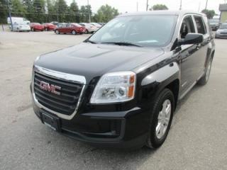 Used 2016 GMC Terrain LOADED SLE-2 MODEL 5 PASSENGER 2.4L - ECO-TEC.. TOUCH SCREEN.. BACK-UP CAMERA.. BLUETOOTH SYSTEM.. CD/AUX/USB INPUT.. for sale in Bradford, ON