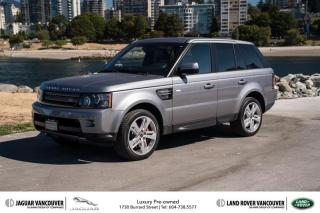 Used 2013 Land Rover Range Rover Sport V8 Supercharged (SC) SALE! for sale in Vancouver, BC