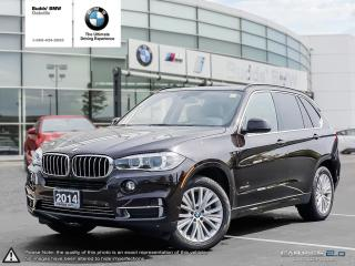 Used 2014 BMW X5 xDrive35i Luxury Line for sale in Oakville, ON