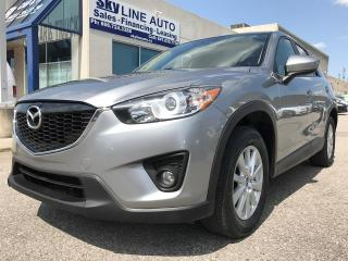 Used 2013 Mazda CX-5 POWER SUNROOF|BLUETOOTH|HD RADIO|ALLOY WHEELS|CERTIFIED for sale in Concord, ON